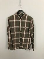 ALLSAINTS Shirt - Size Medium - Check - Great Condition - Men's