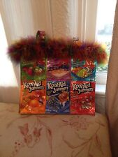 KoolAid Jammers Fun Tote/Purse Summer Bag Feathers Women's Handmade