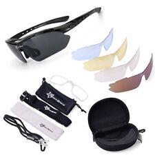 RockBros Plastic Frame 100% UV Cycling Sunglasses & Goggles