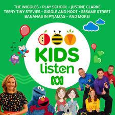 ABC KIDS LISTEN - Various Artists CD *NEW* 2018