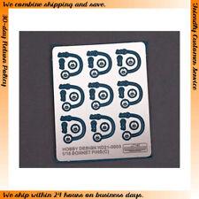 Hobby Design 1/18 Bonnet Pins (C)