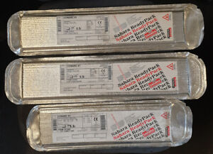 Details about  Lincoln Electric Conarc Vaccumed Sealed Various Sizes