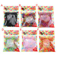 1100pcs/ Pack Mini Small Elastic Hair Bands Girls Rubber Ropes Hair Accessories