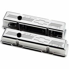 Billet Specialties 95222 Tall Valve Covers, For Chevy Small Block NEW
