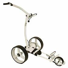 Electric Golf Trolley Pge 3.1, 12V/33Ah, New Design, White