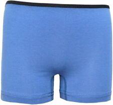 Shorts bleu pour fille de 7 à 8 ans
