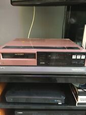 Sony Sl-Hft7 Super Betamax Home Theater with built in amplifiers tested/plays