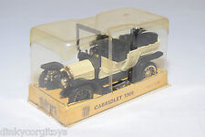 OLDCARS OLD CARS 105 FIAT CABRIOLET 1905 WHITE CREAM MINT BOXED RARE