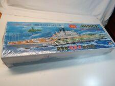 TRUMPETER Flugzeugträger MINSK 1.Serie seltenes 1:550 Sammlerstück Lot:WW/413/1