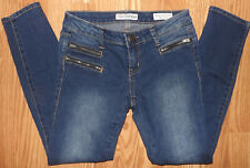 GUESS LOS ANGELES SIZE 25 SUPER SKINNY BLUE JEANS STRETCHY WOMENS COMFY