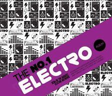 NO.1 ELECTRO ALBUM 3 CD NEW+ WIDEBOYS/DEADMAU5/MASON/+