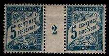 Millésime 1902 du Timbre TAXE n°28, Neufs * = Cote 11 € / Lot France