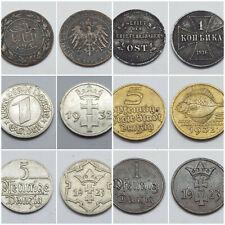 PFENNIG GULDEN PESA DANTZIG KOPEK 1916 EAST AFRICA 1892 - 1932 Choisissez !