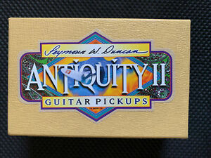 Seymour Duncan Antiquity II Surfer Strat Neck Pickup Used Excellent Boxed