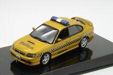 Rare !! Subaru Legacy B4 Australia Police Custom Made Auto Art 1/43