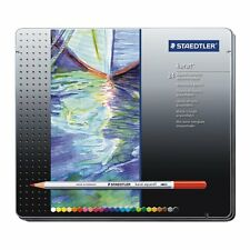 Staedtler Karat Aquarell Lápiz Acuarela Profesional 24 Colores 125 M24