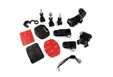 Grab Bag Mounts Kit For GoPro Hero 2 3 3 4 Go Pro action cam Camera Accessories