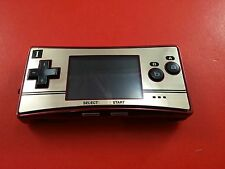 Gameboy Micro Famicom Edition Handheld [System Only] OXY-001 Advance - AS IS