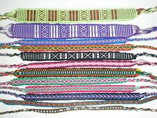 12 Handmade Friendship Bracelet Cotton 037