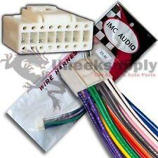 ECLIPSE 16 PIN WIRE HARNESS POWER PLUG CD MP3 DVD HD TV IMC AUDIO