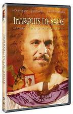 Marquis de Sade: Intimate Tales of the Dark Prince (DVD) Nick Mancuso NEW