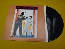 Donostiako XIX Jazzaldia (EX/EX+) A free K Jordi Rossy Perico Sambeat  LP   ç