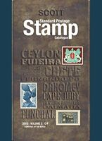 Scott Standard Postage Stamp Catalogue 2015: Countries of the World C-F (Scot…