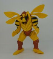 """1994 Grumble Bee 5.5"""" Bandai Action Figure Power Rangers Evil Space Alien Vilain"""