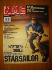 NME 2001 APR 14 STARSAILOR STEREO MC'S CHARLATANS ASH