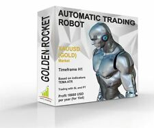 Best Automatic Trading Robot System Mt4 Profit Strategy no Forex But GOLD