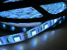 5M 5050 RGB 60 LED/M Waterproof Self Adhesive RED/GREEN/BLUE LED Light Strip