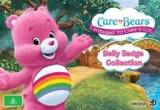 Care Bears - Belly Badge Collection (DVD, 2014, 4-Disc Set)