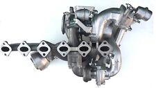 Twin Turbocharger BMW 335 535 635 d X3 X5 3.0 sd X6 35 10009700000 7796355