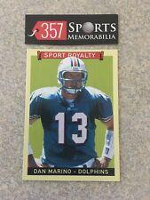 2006 UPPER DECK GOUDY DAN MARINO SPORT ROYALTY #304 SHORT PRINT SP DOLPHINS HOF