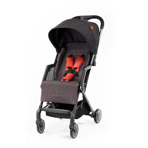 """Diono Traverze Travel Stroller Charcoal Copper Hive """"Gold Collection"""" Free Ship!"""
