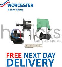 Worcester Greenstar 25, 30 VALVOLA DEVIATRICE si compatto 87161068450 ORIGINALI * NUOVO *