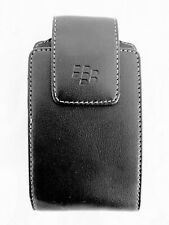 BlackBerry Leather Phone Case Black