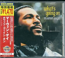 Marvin Gaye What's Going On Japan CD w/obi UICY-9788