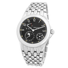 PATEK PHILIPPE 5085/1A Stainless Moonphase Date Power Reserve 5085 Warranty BOX