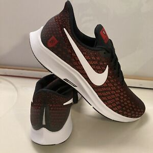 Nike Air Zoom Pegasus 35 Bowerman Track Club Shoes AV3118 016 Red Black Sz 10