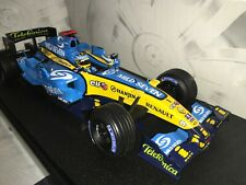 1:18 Hotwheels #J9282 Fernando Alonso Renault R26 campeón del mundo 2006-siete leve