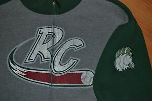 Gary Southshore Railcats Hooded Sweatshirt Hoodie Large Minor League IN Nice