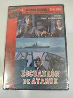 Squadron Al Attaque Shuei Matsubayashi - DVD Région 2 Espagnol Japonais Neuf