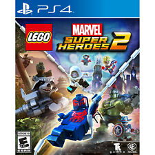 LEGO Marvel Super Heroes 2 PS4 [Brand New]
