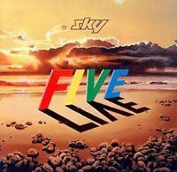 Sky - Sky Five Live [CD]