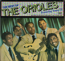 "SONNY TIL & THE ORIOLES ""THE BEST VOL. 2"" DOO WOP 80'S LP MURRAY HILL 61242"