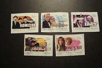 2006 Australia Self Adhesive Stamps~50th TV Anniversary~Fine Used, UK Seller~