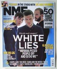 WHITE LIES RARE, NME Magazine 22 January 2011, THE KILLERS, The XX NEW