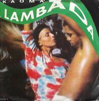 "Kaoma-Lambada Vinyl 7"" Single.1989 CBS 655011 7."