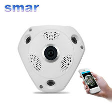 360 Degree Panorama VR Camera HD 960P Wireless WIFI IP Camera Home Security Surv